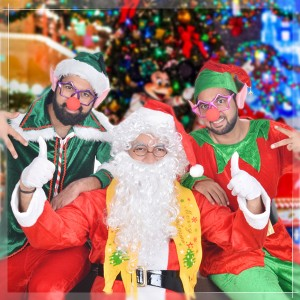 Call Santa/Elf to party with gifts