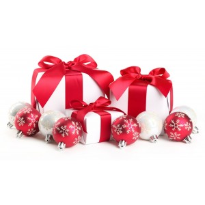 Personlized Christmas Gift Box